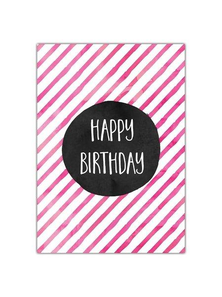 Atelier Papier Happy Birthday