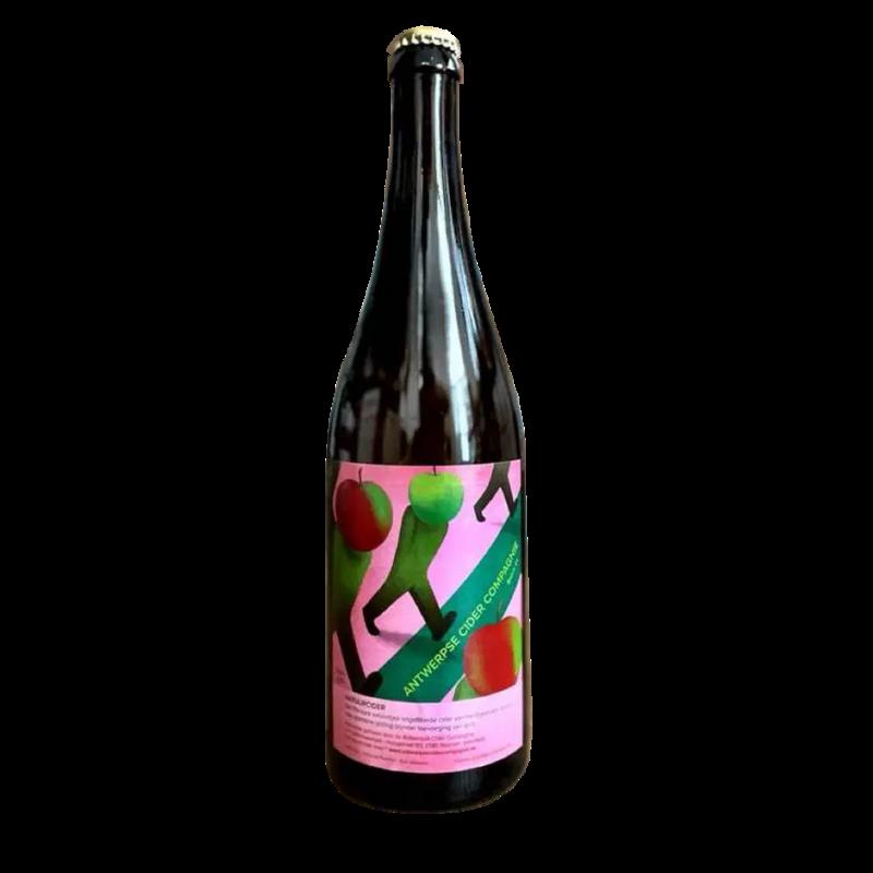 Antwerpse Cider Compagnie Natuurcider