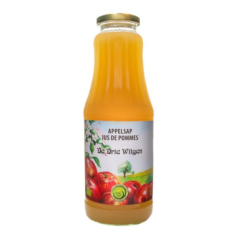 De Drie Wilgen Bio appelsap 75cl