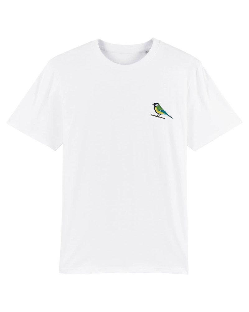 Oizeau Bio T-shirt wit