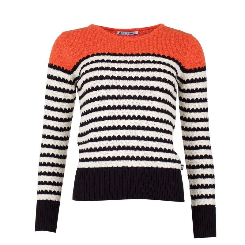 Froy&Dind Sweater lauren stripes