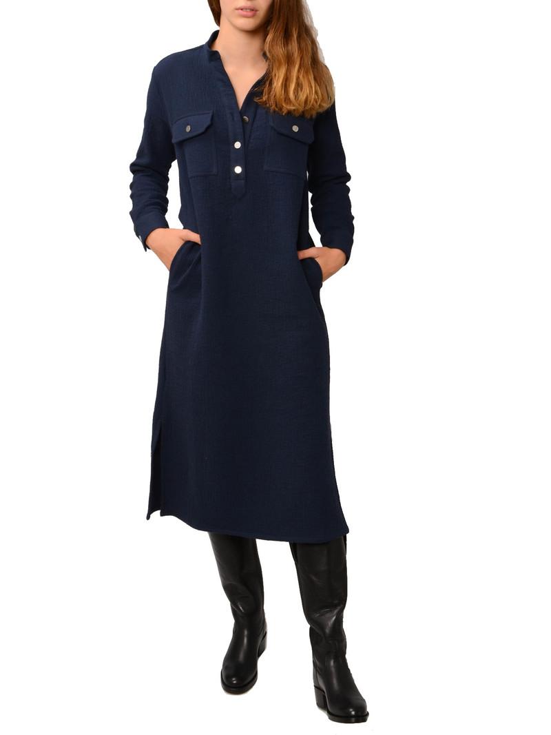 Shades Antwerp Dress juliette navy