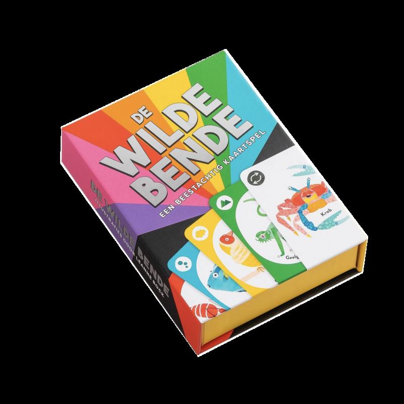 Wilde bende kaartspel