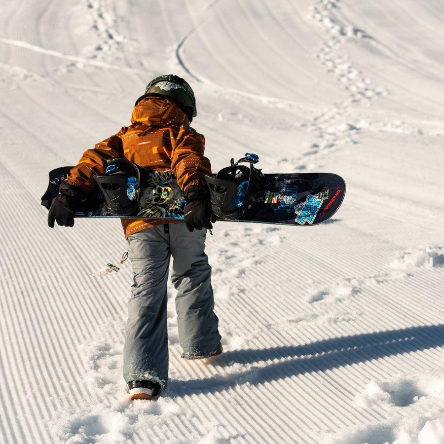 Kunsten å velge riktig snowboard!