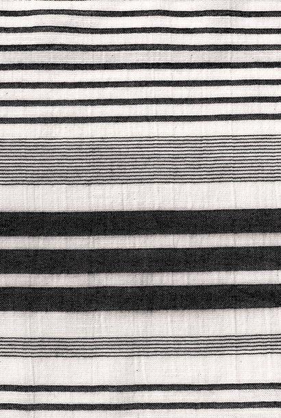 Panama Stripes - Black
