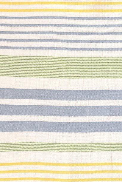 Panama Stripes - Green