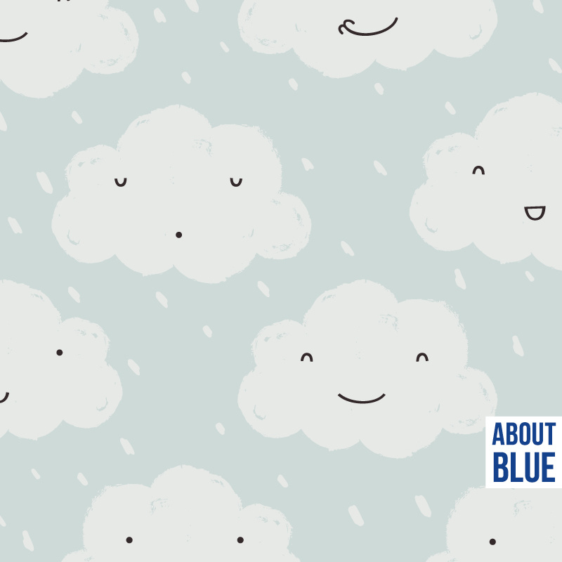 French Terry - Happy when it rains-1