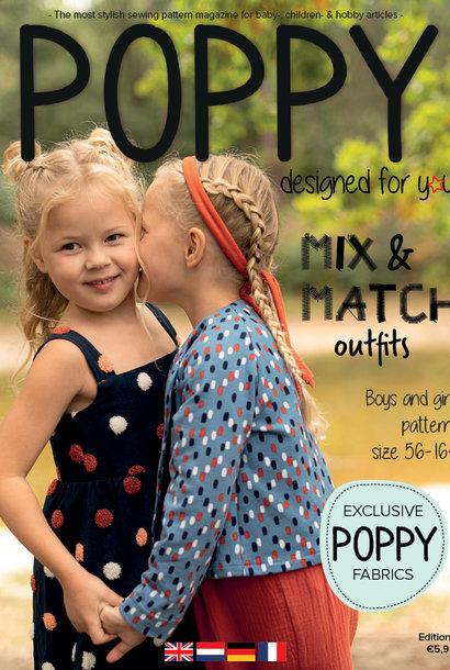 Poppy magazine - Editie 16