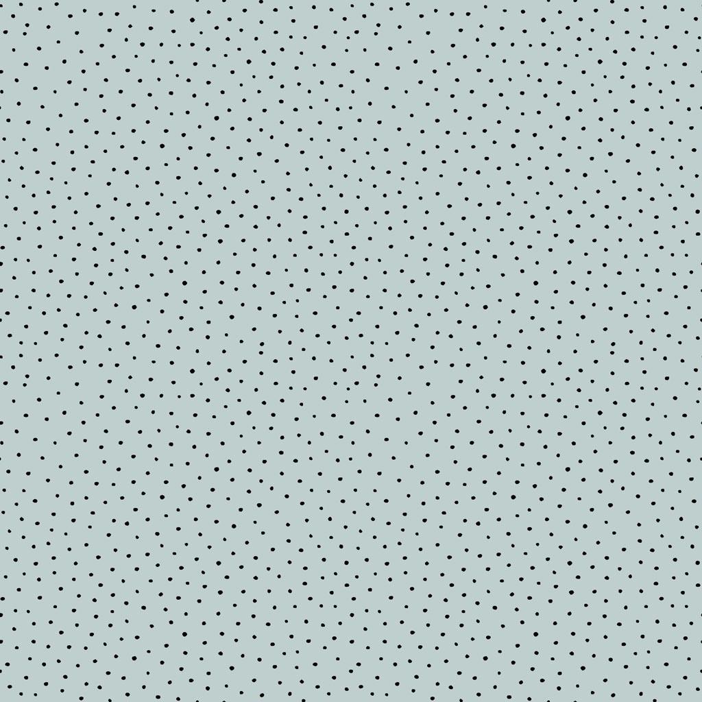 Cotton Slub - Washed - Light Blue-1