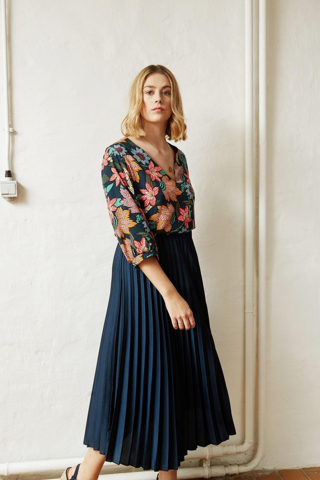 Zoey - Elegante blouse-6