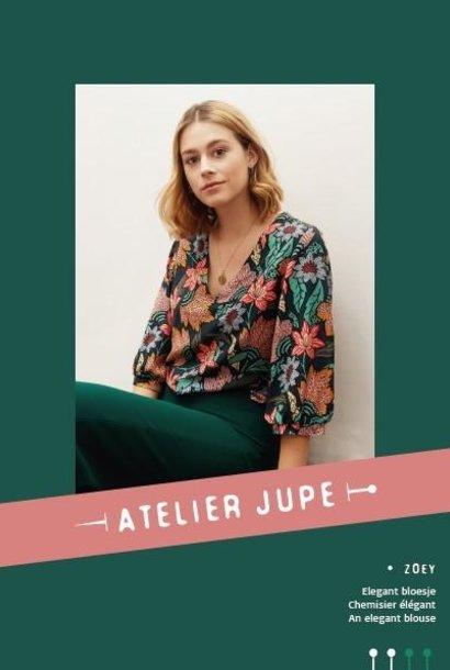 Zoey - Elegante blouse