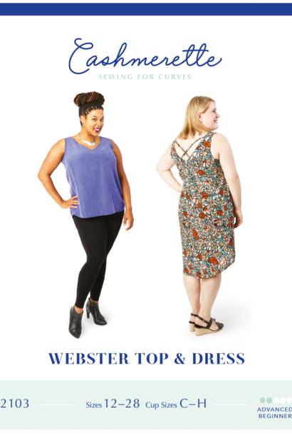 Webster - top en jurk