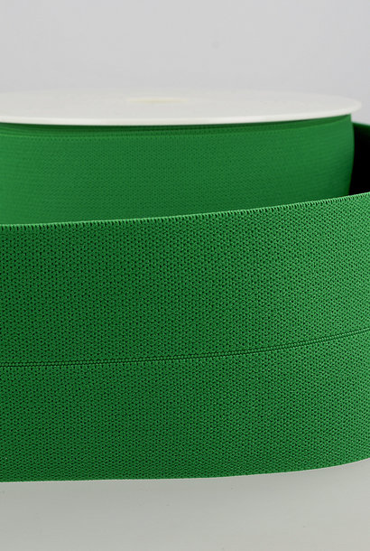 Taille-elastiek (voorgevouwen) - Groen