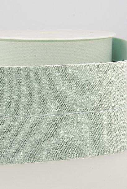 Taille-elastiek (voorgevouwen) - Munt