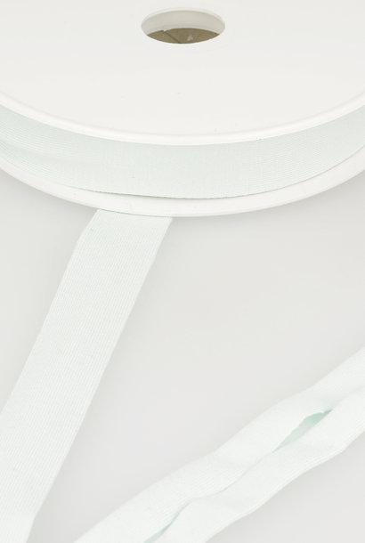 Tricot Biais - 20 mm - Licht munt