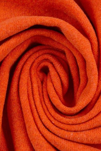 Tricot - fijn gebreid - Oranje