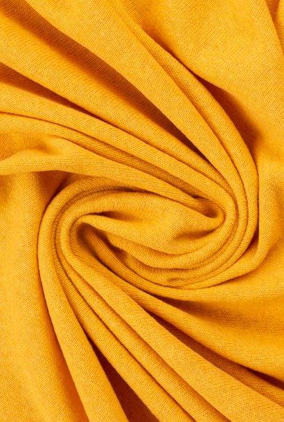 Tricot - fijn gebreid - Geel