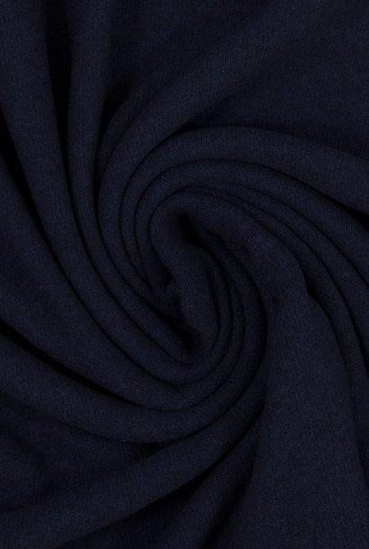 Tricot - fijn gebreid - Donkerblauw