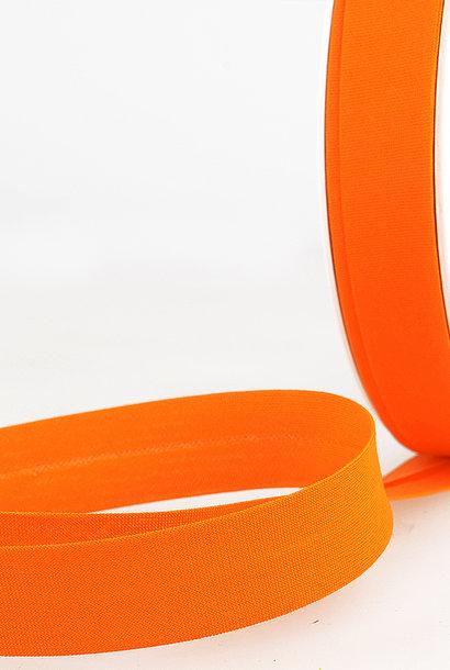 Biais - 20 mm -  Pompoen Oranje
