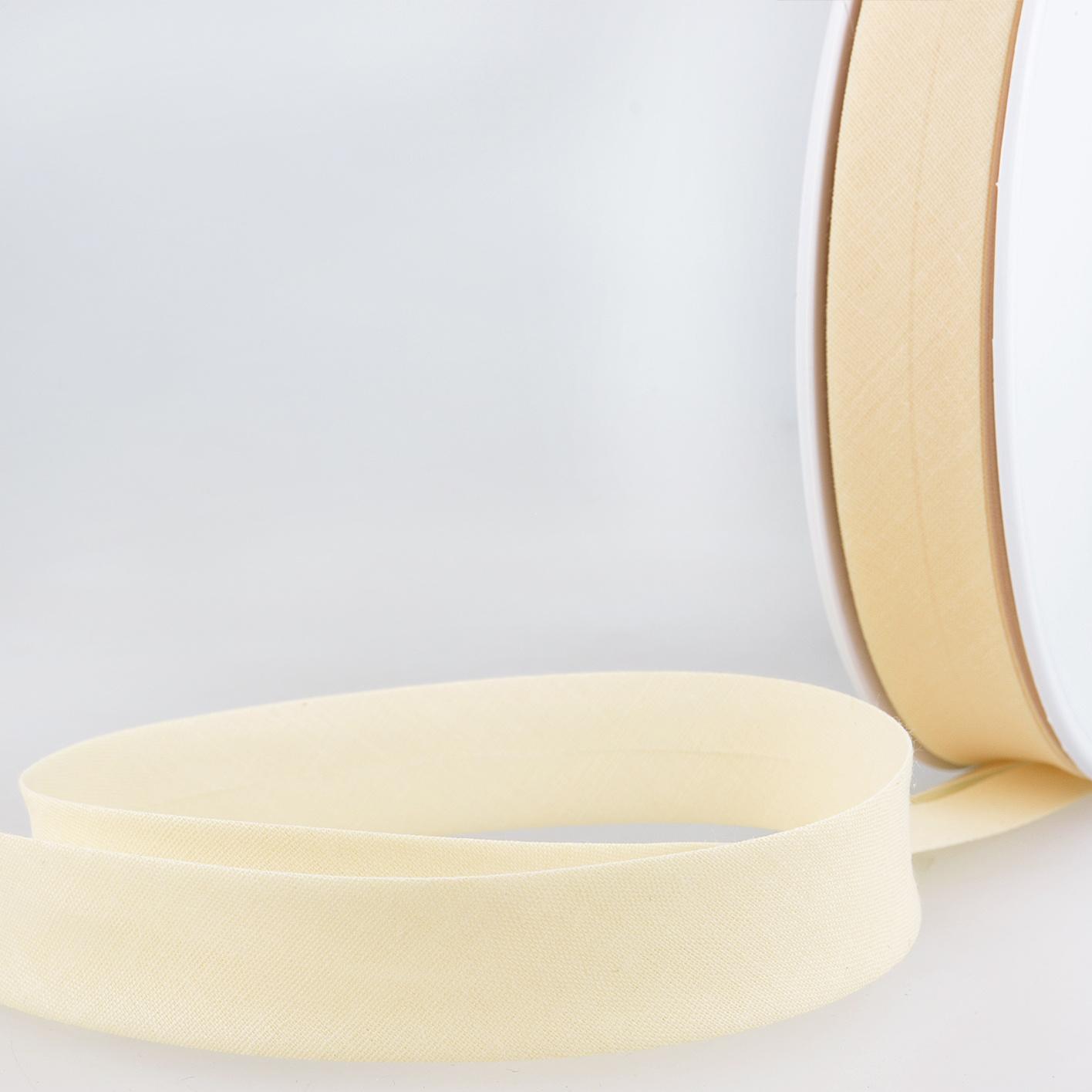 Biais - 20 mm - Vanilla-1