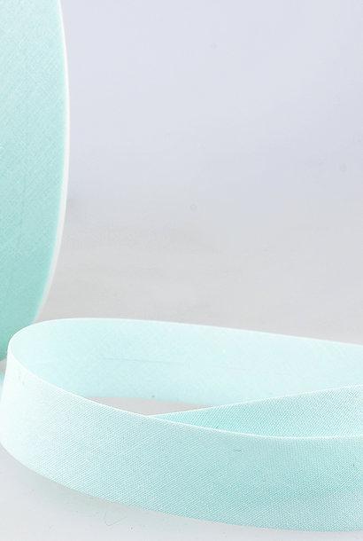 Biais - 20 mm - Waterblauw