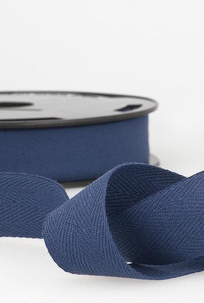 Keperband - 14 mm - Marineblauw