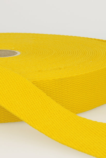 Tassenband - Geel
