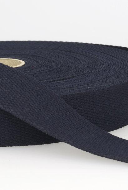 Tassenband - Nachtblauw