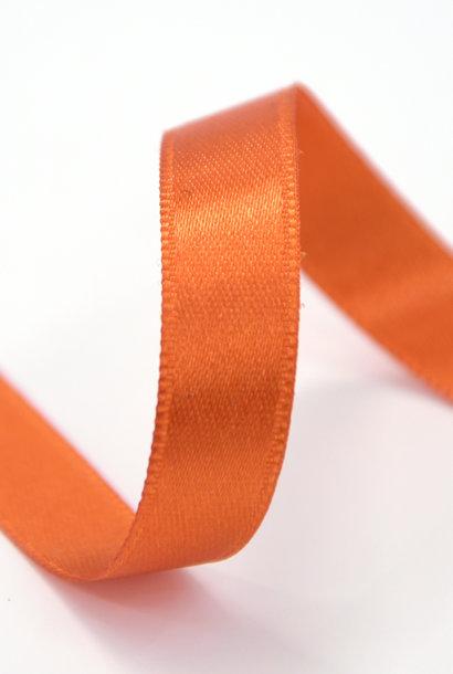 Satijnlint - 6 mm - Oranje