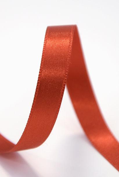 Satijnlint - 6 mm - Rood