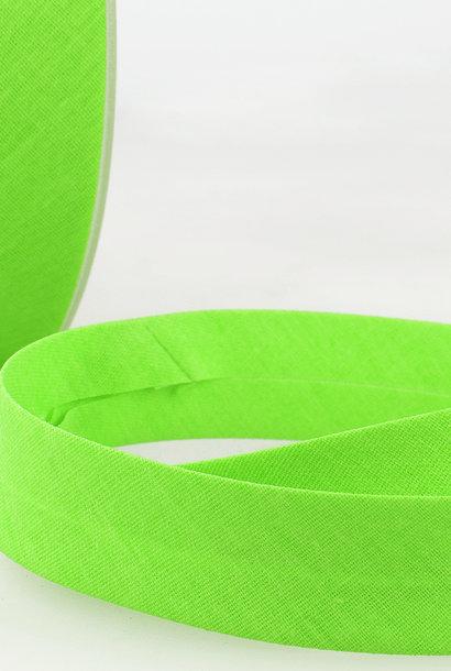 Biais - 20 mm - Fluo Groen