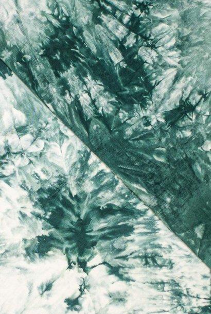 Tricot - Tie Dye - Groen
