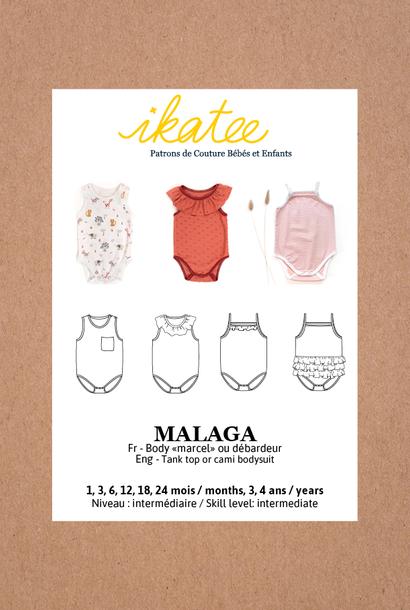 Malaga baby/kleuter - Top/Body