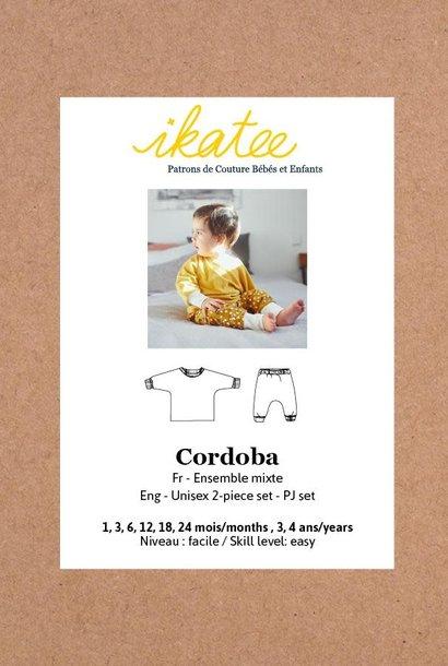 Cordoba baby/kleuter - 2-piece set