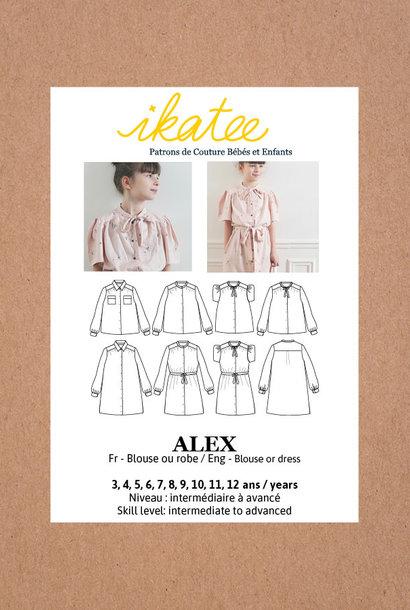 Alex kids - Blouse/Jurk