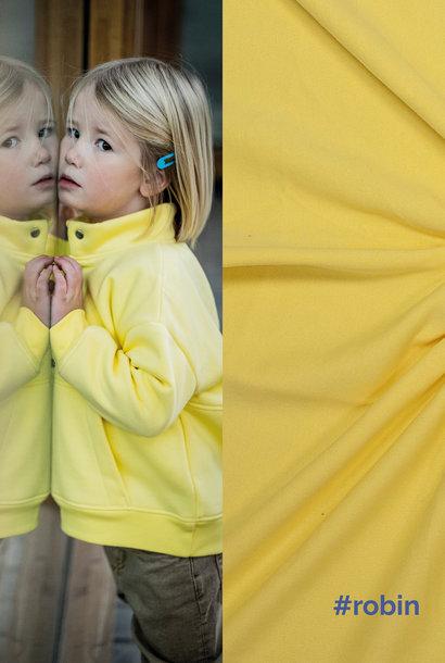 Sweat - Robin - Light Yellow