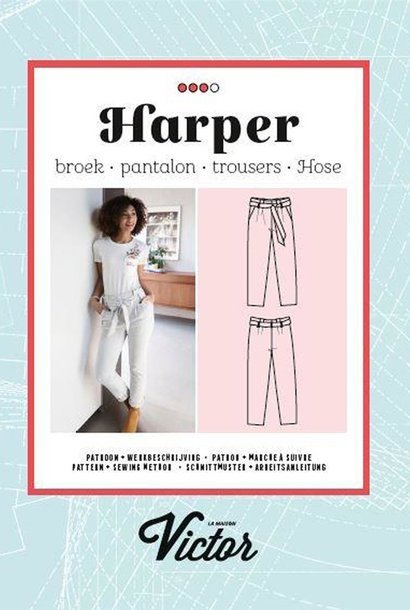 Harper broek