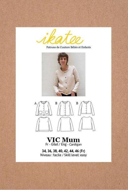Vic Mum - Cardigan