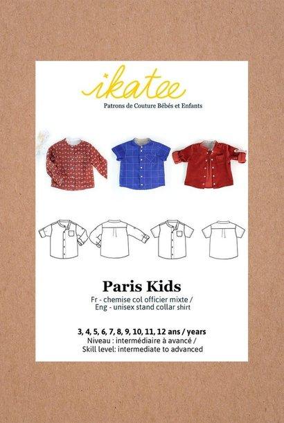 Paris kids -  Shirt