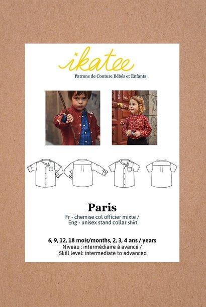 Paris baby/kleuter -  Shirt