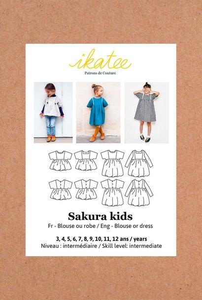 Sakura kids - Top/Jurk