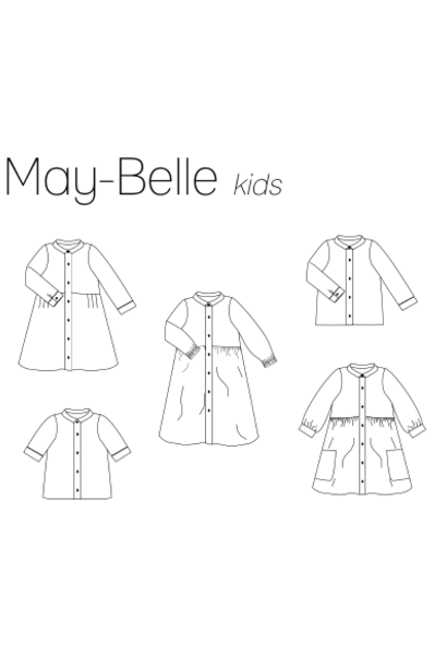 May-Belle (kind) - Hemd/Hemdjurk