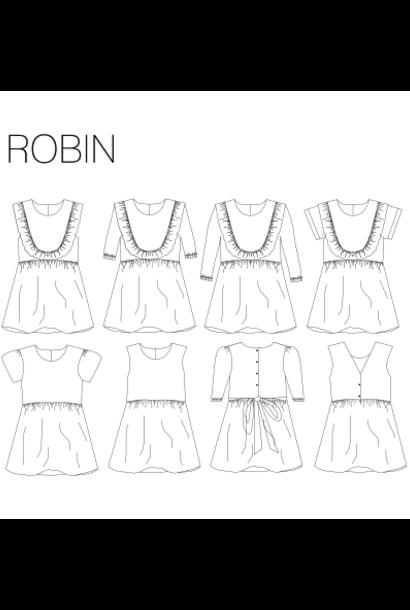 Robin (kind) - Jurk