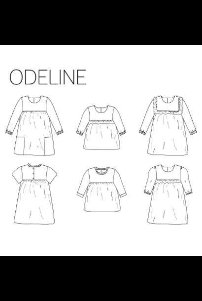 Odeline (kind) - Jurk