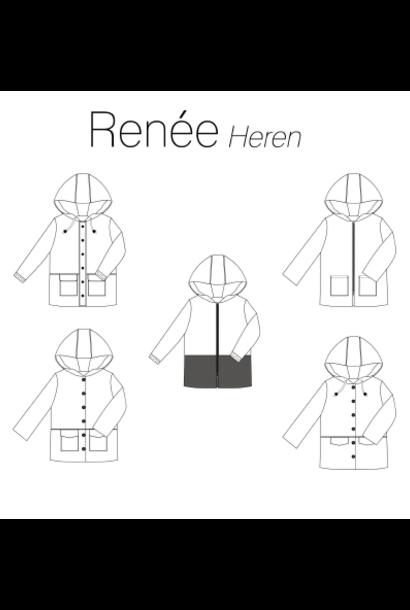 Renée - Jas (heren t.e.m. maat XXXXL)