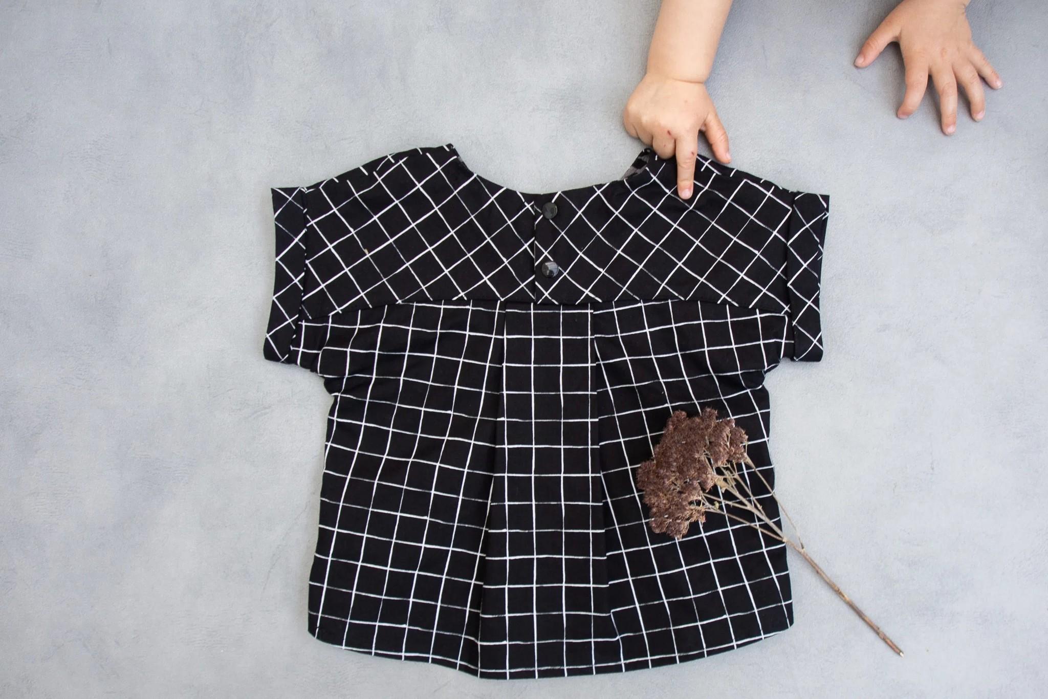 Fons & Lena - Shirt & Jurk (1-14J)-8