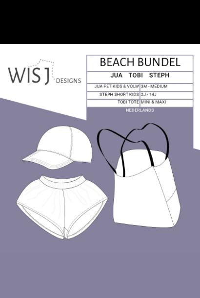 Beach Bundle - Pet, Short & Totebag