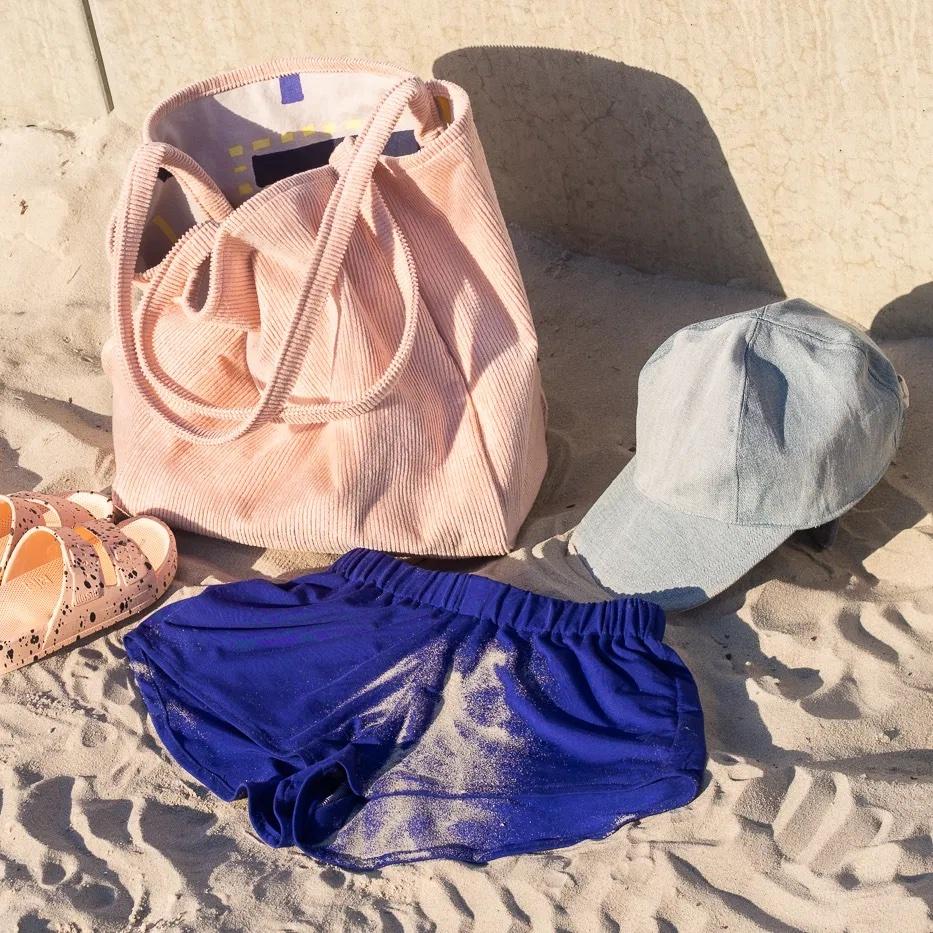 Beach Bundle - Pet, Short & Totebag-2