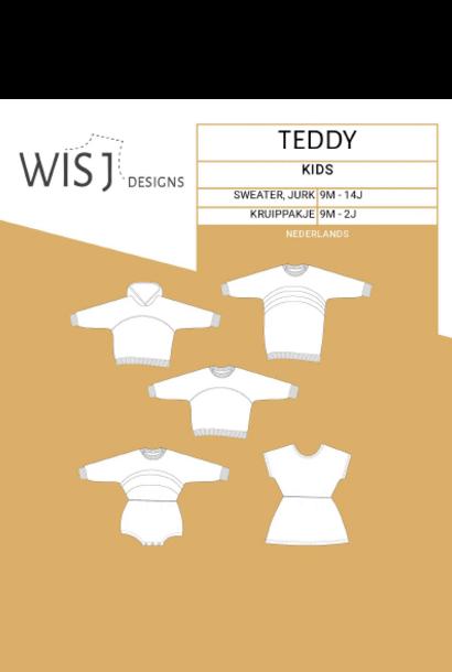 Teddy - Sweater & Jurk (9M-14J)