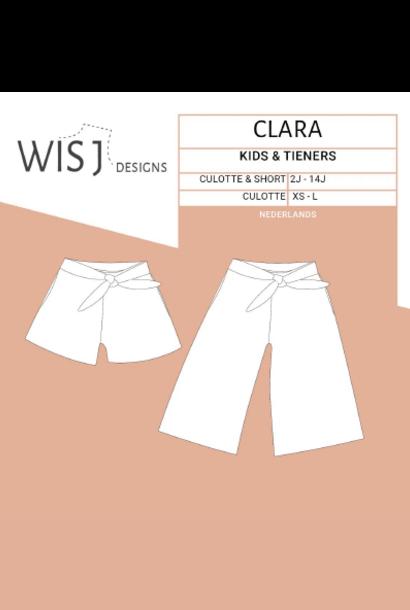 Clara - Culotte